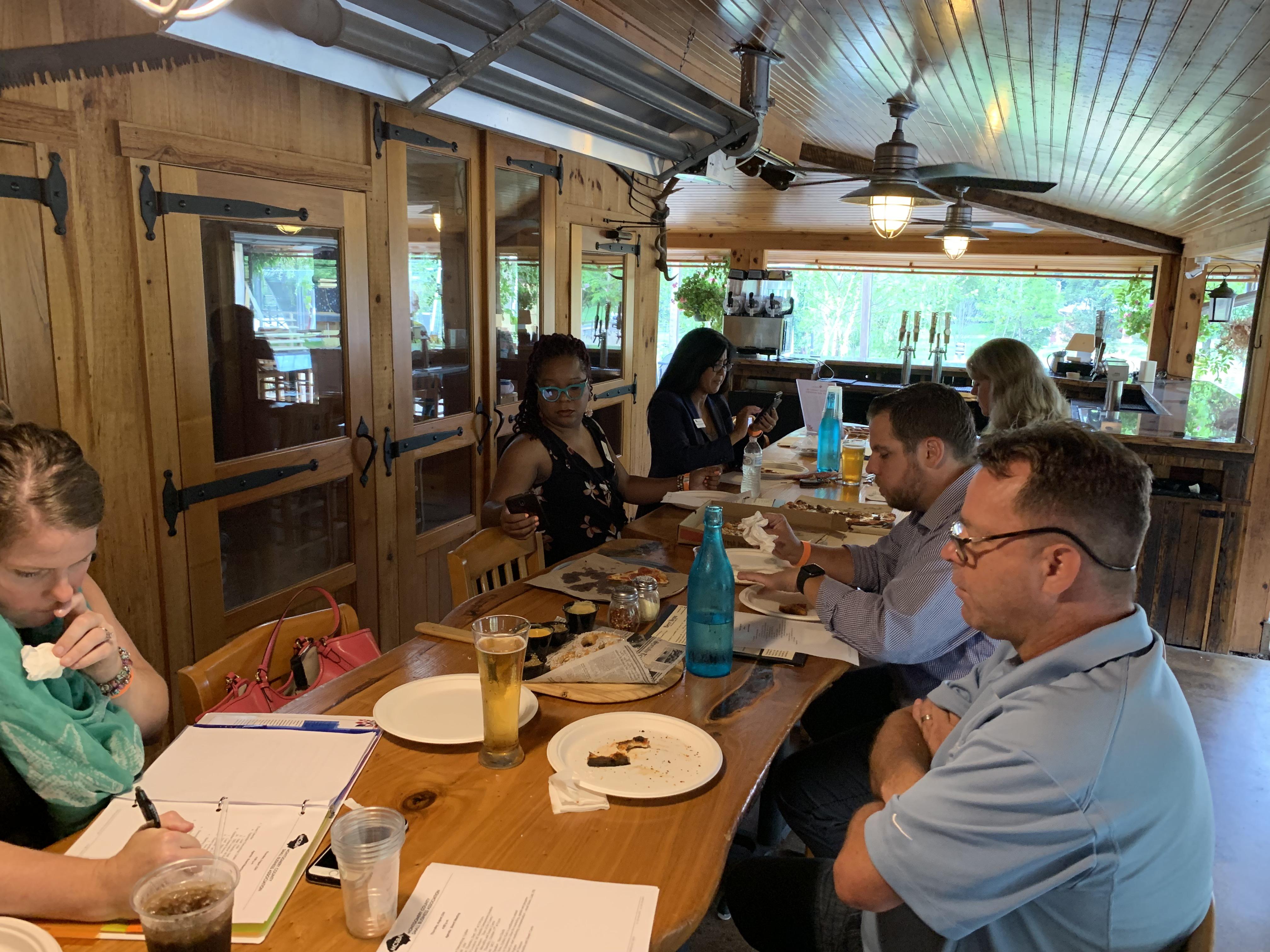 Summer Networking 08/15/2019
