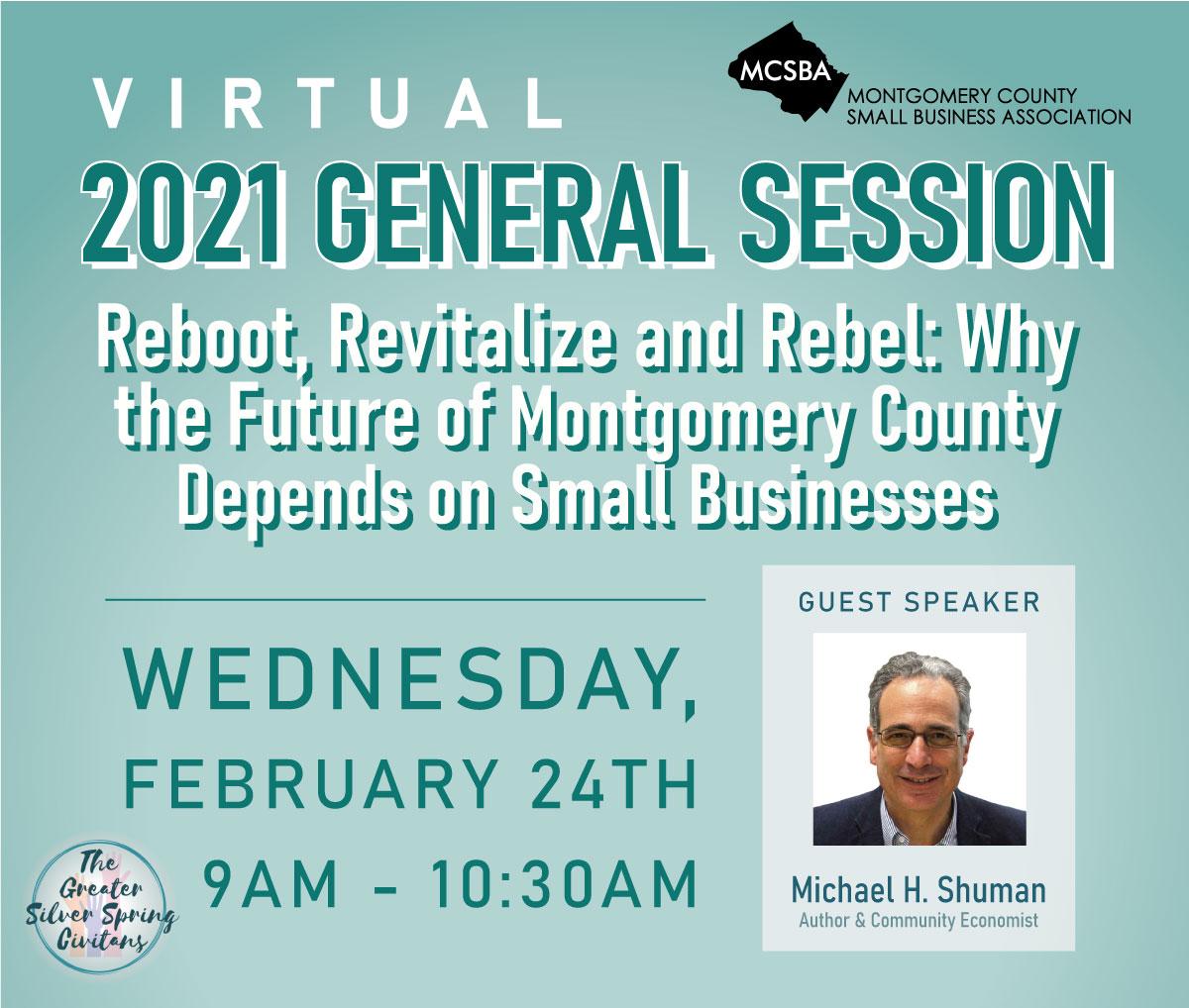 Reboot, Revitalize and Rebel, 02/24/2021