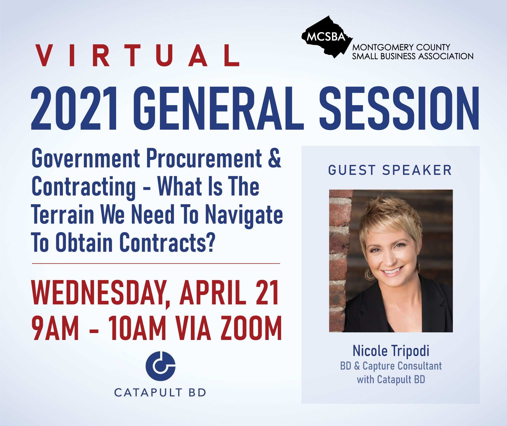 Government Procurement & Contracting, 04/21/2021